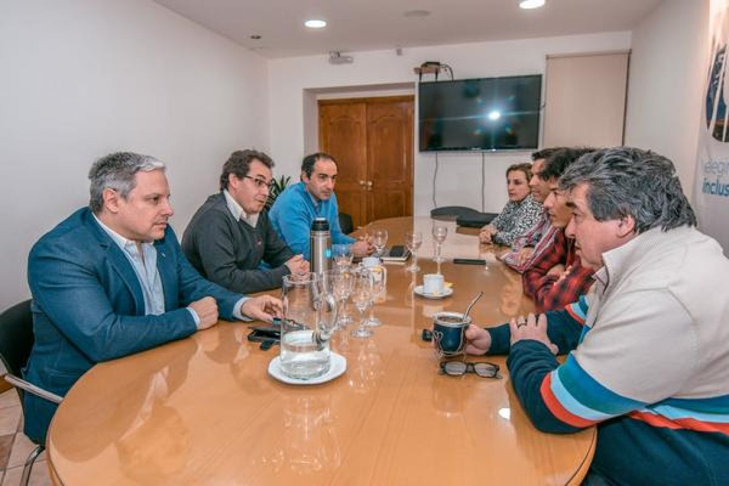 Gobierno y la municipalidad de Ushuaia trabajan en conjunto
