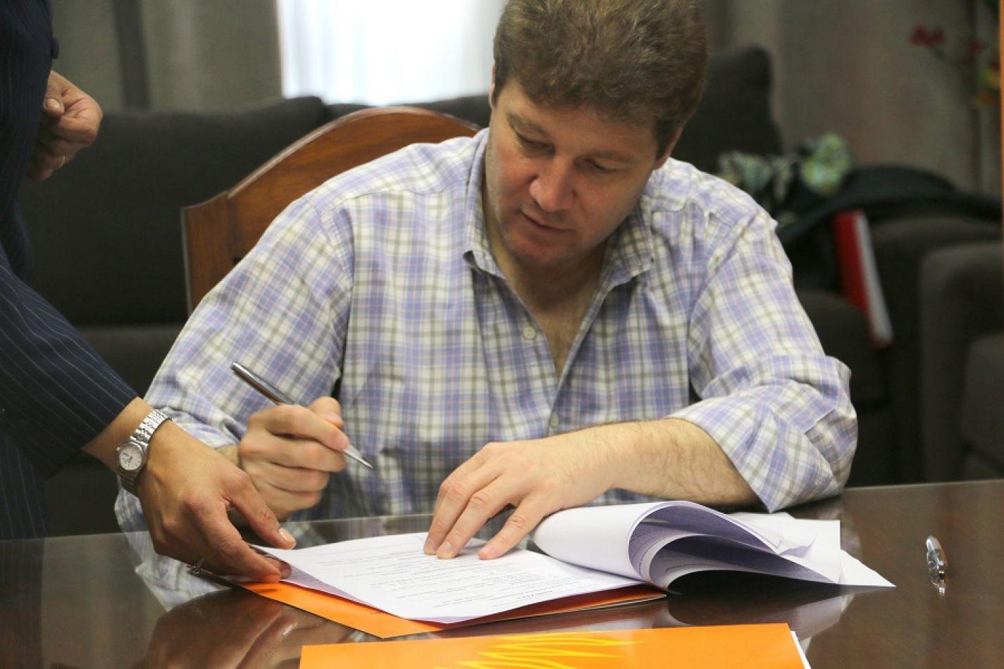 Prof. Gustavo Melella contra el recorte del Fondo Federal Solidario