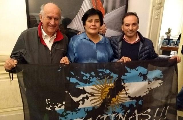 Instituto Patria: Mora participó de un encuentro de dirigentes patagónicos
