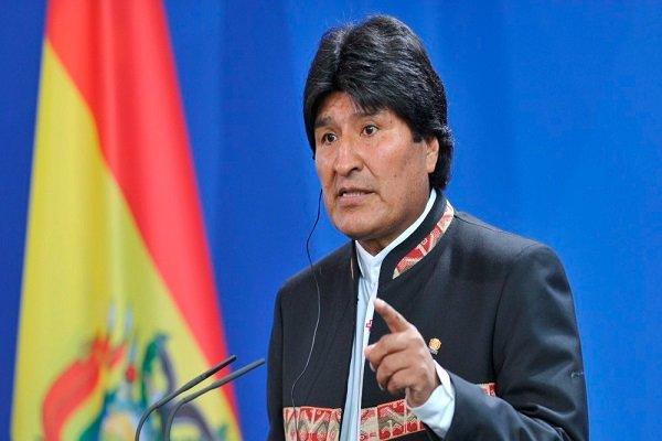 """Morales acusa a Trump de """"odio racista"""" por llamar """"animales"""" a los inmigrantes"""
