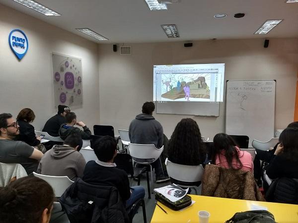 Roque Rey resaltó la iniciativa de traer la EVA 2018 a Río Grande