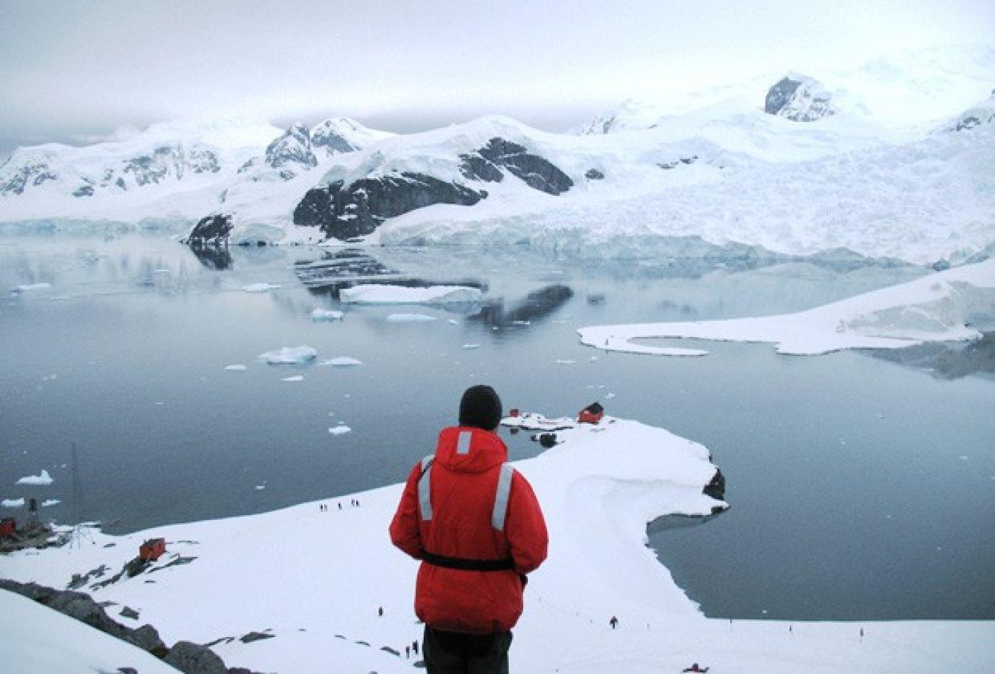 """Este viernes 31 de agosto se cierra la inscripción para el sorteo """"Tomate el buque a la Antártida"""""""