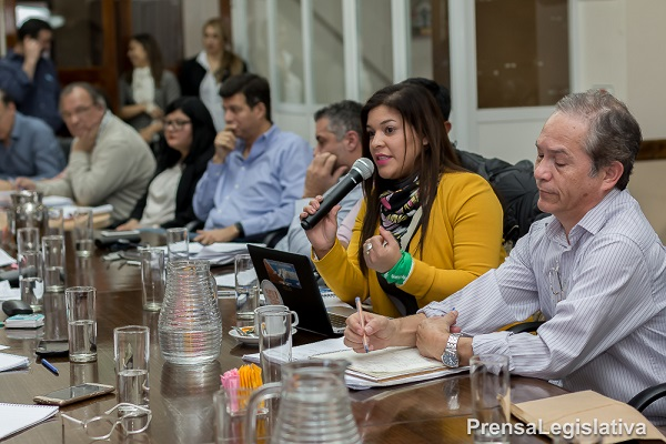 Myriam Martínez y Legisladores continúan análisis de reforma política