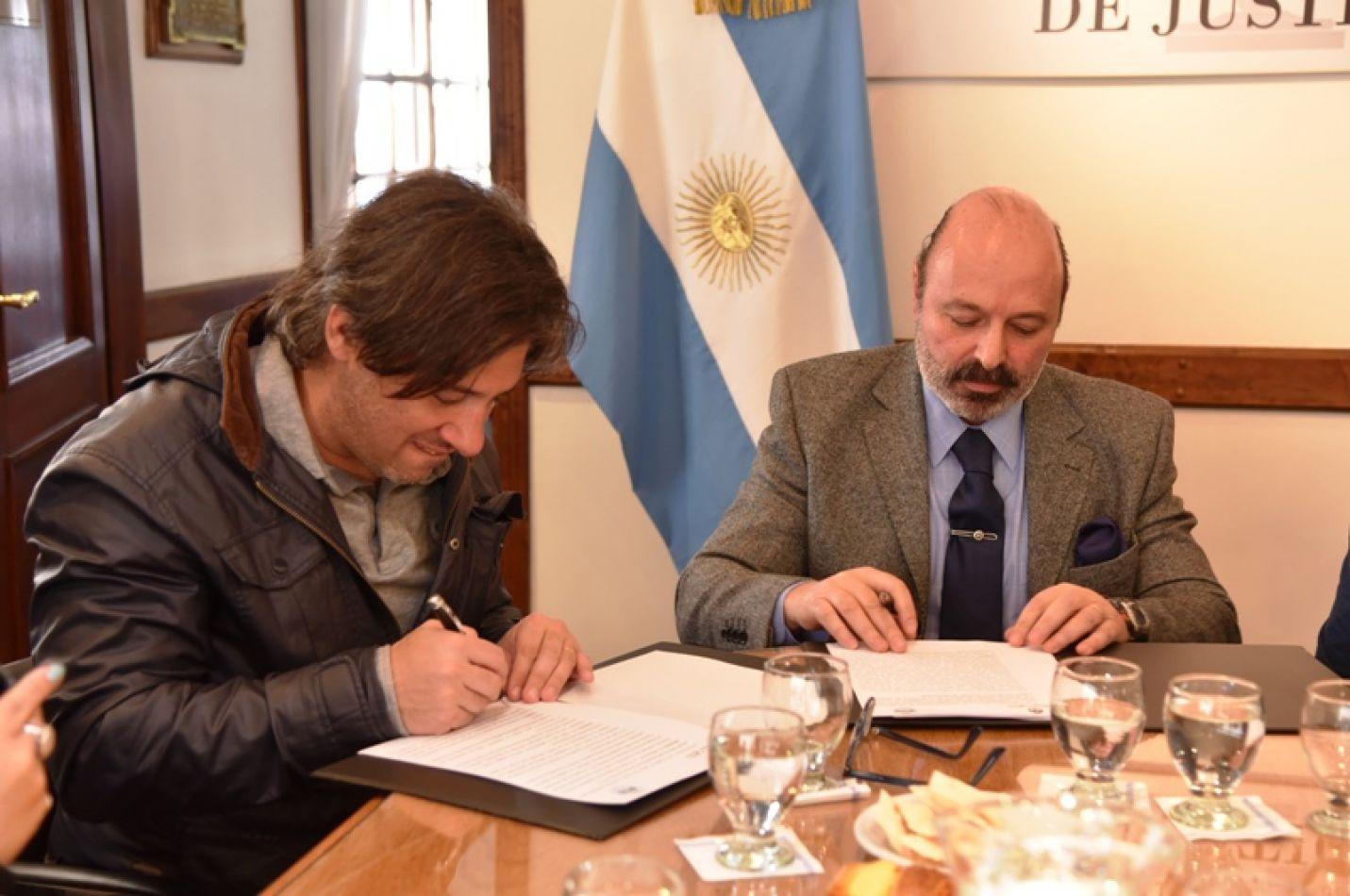 Ministro de Justicia y Derechos Humanos de la Nación, Doctor Germán Garavano