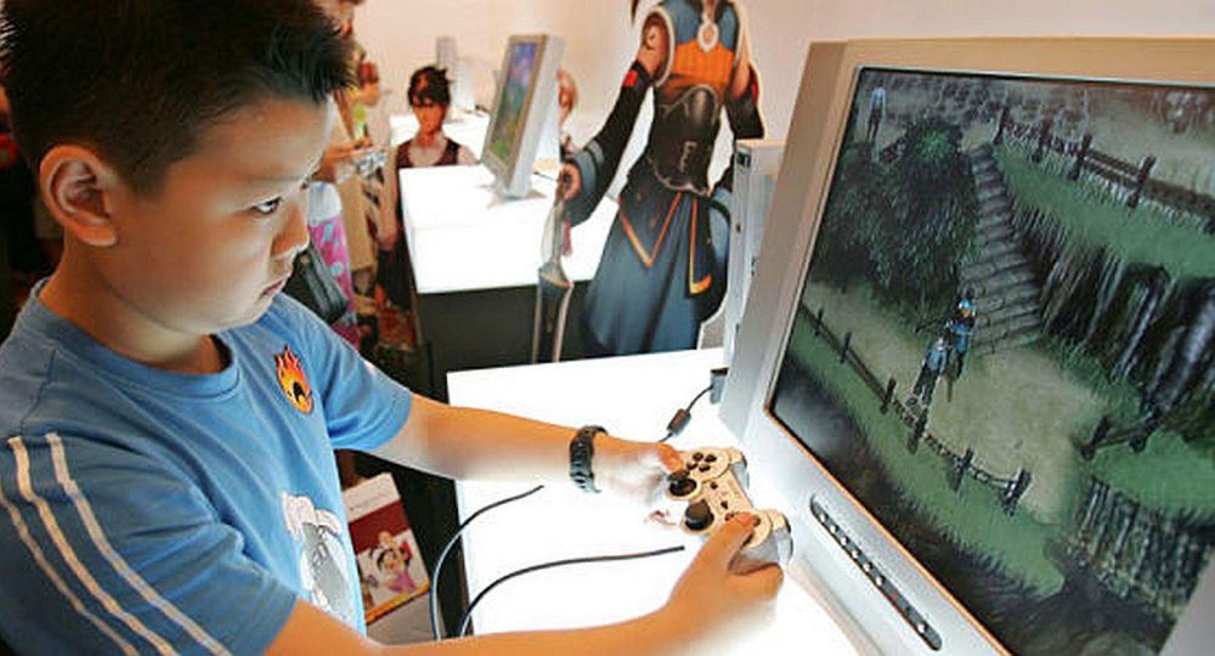 """Para luchar """"contra la miopía"""", China va a limitar los videojuegos"""