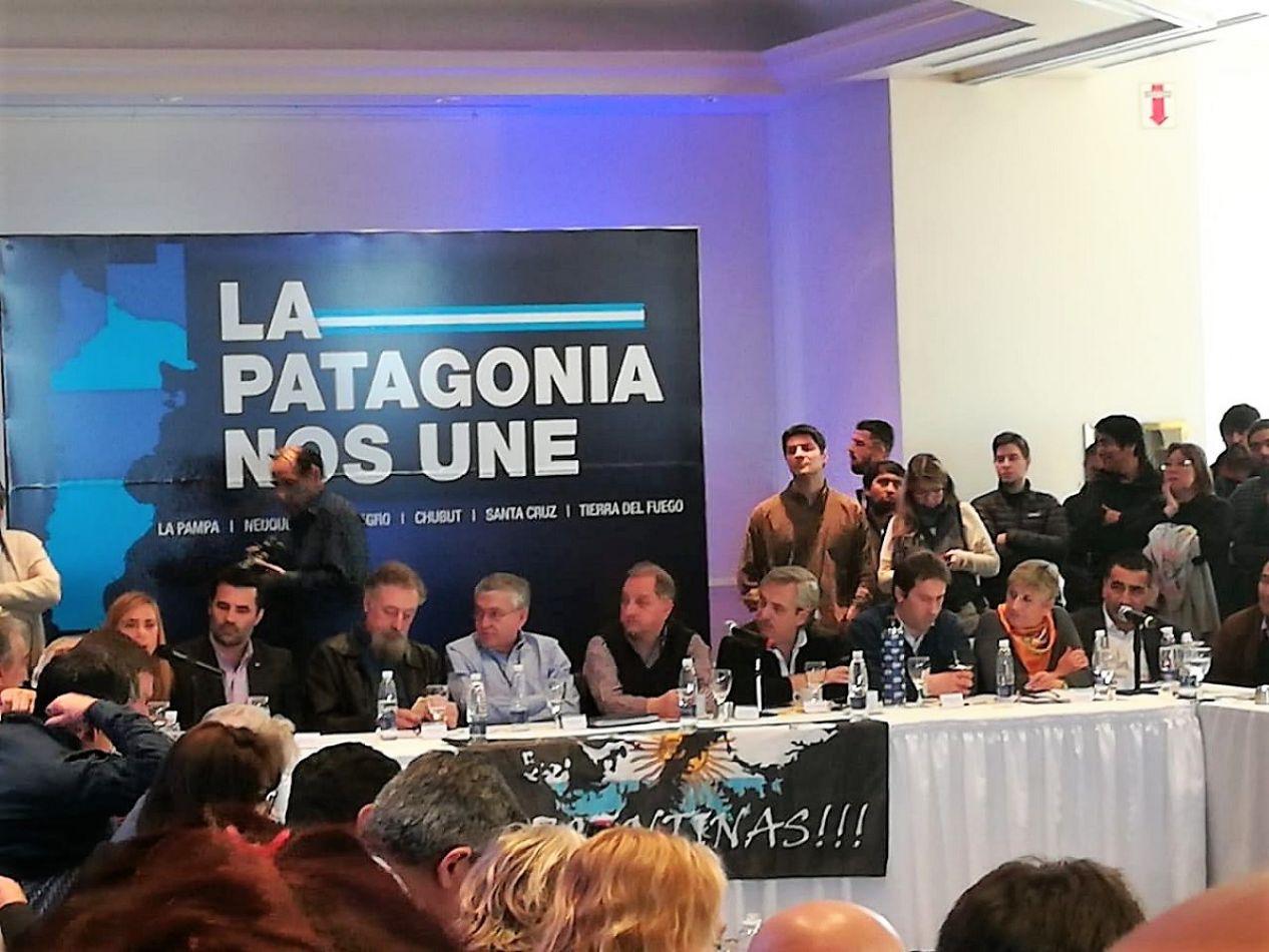 """Río Grande, presente en el 3er  Encuentro Patagónico """"La Patagonia nos une"""""""