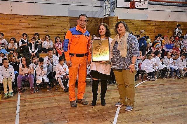 Doble festejo: La Escuela 7 'El abrazo de Maipú' cumplió 45 años