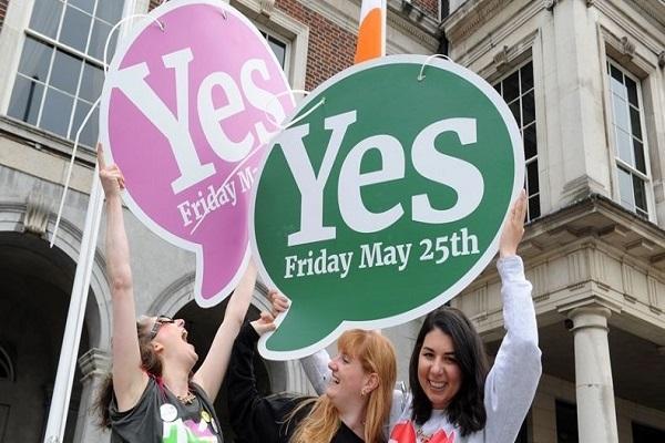 """Irlanda: La ciudadanía dio su opinión y ganó el """"si"""" para reformar la ley del aborto"""