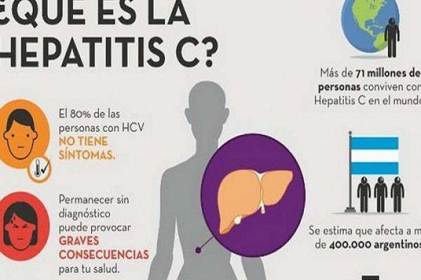 Lanzan la campaña de detección temprana de hepatitis C en el país