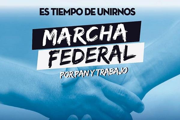 """Tierra del Fuego será parte de la Marcha Federal por Pan y Trabajo"""""""
