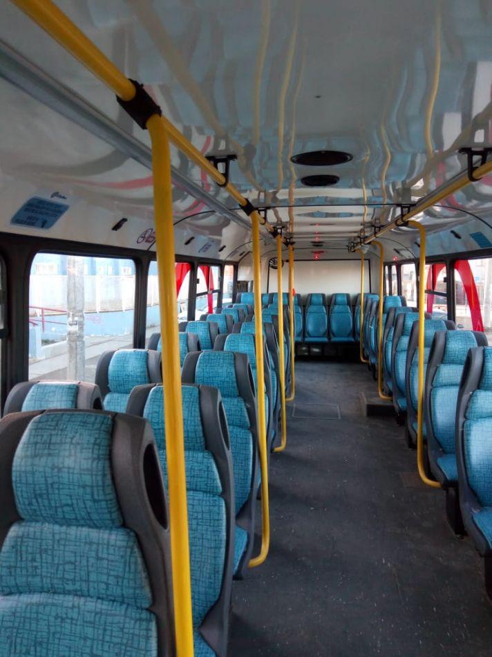 Transporte público de pasajeros en Río Grande, CityBus