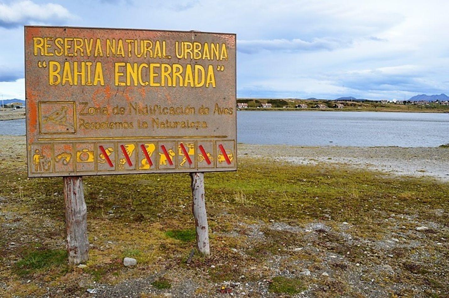Construirán 4 miradores y una pasarela en Bahía Encerrada