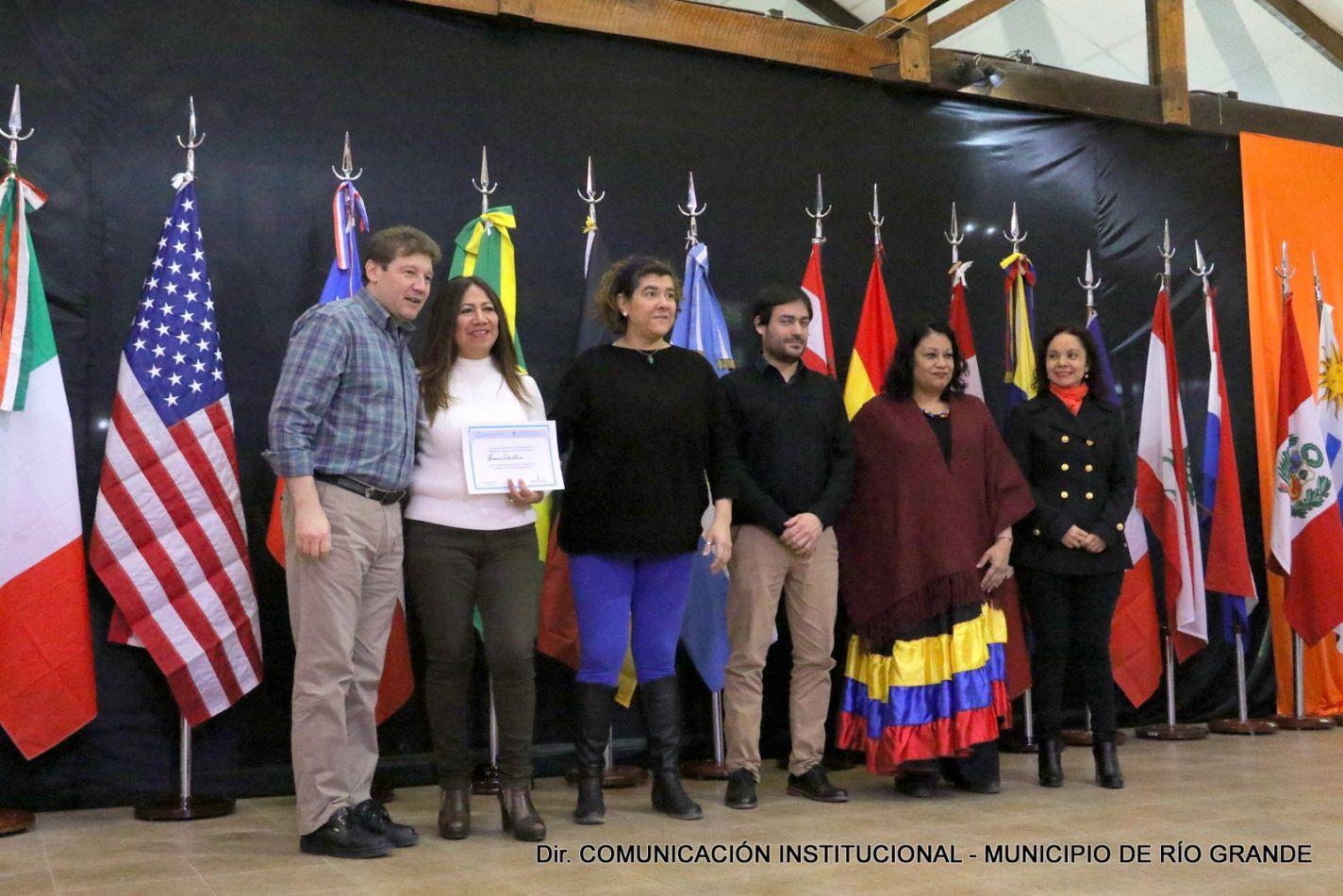El municipio celebró el Día del Inmigrante junto a las colectividades locales