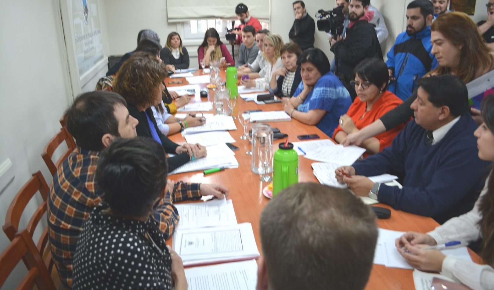 Organismos municipales debatieron las propuestas sobre adicciones en funcionarios públicos