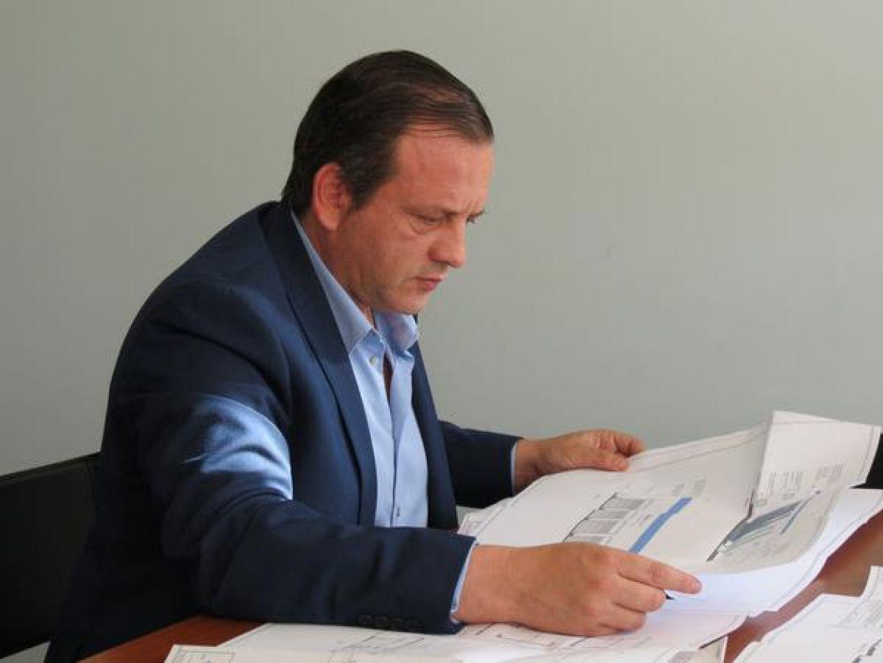 El secretario de Estado de Seguridad Javier Eposto