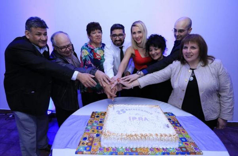 El IPRA festejó en Río Grande sus 25 años