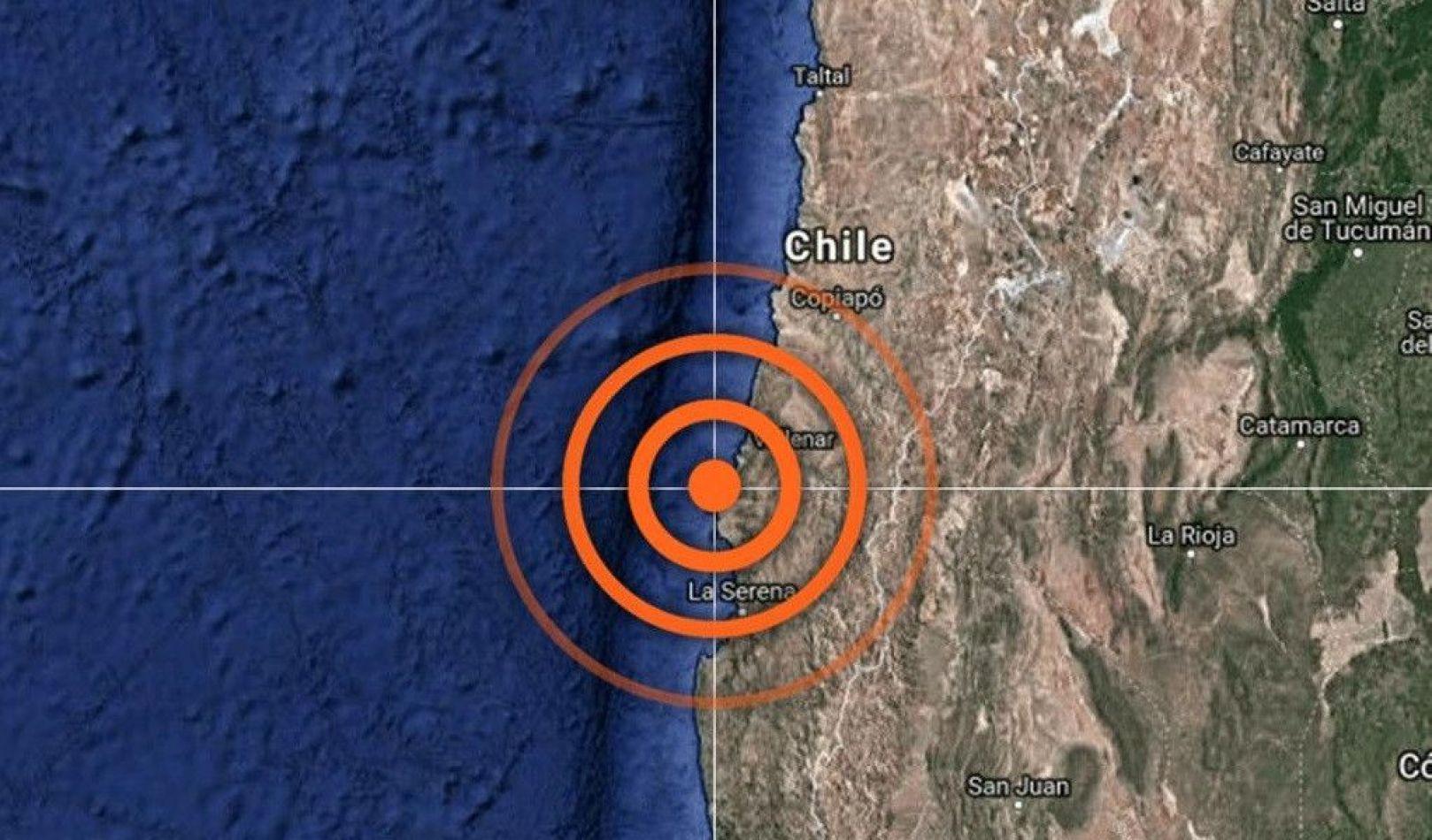 Preocupación en el norte de Chile por diez sismos en dos semanas