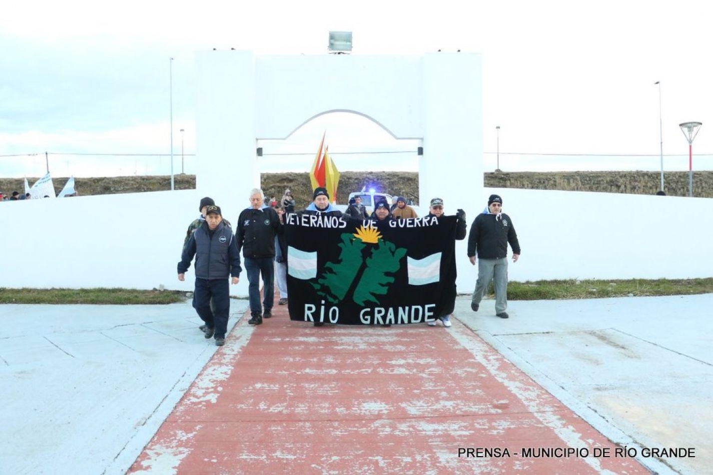 """El Centro de Veteranos de Guerra  """"Héroes de Malvinas"""" convoca a los vecinos a manifestarse"""