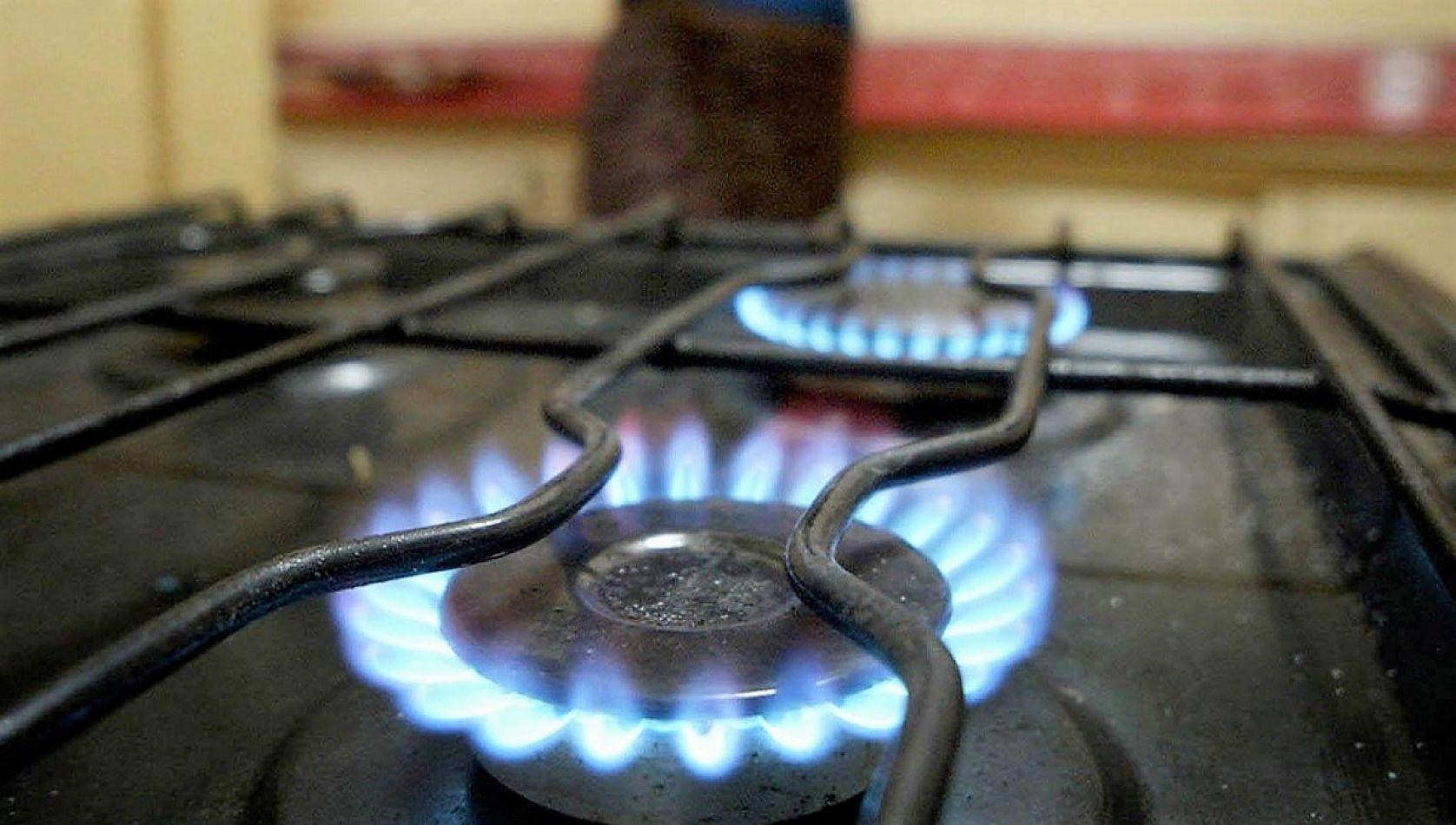 Más de un centenar de familias accederán al gas natural de red