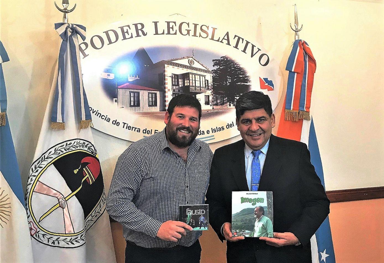Fausto Rizani busca trabajar en Ushuaia