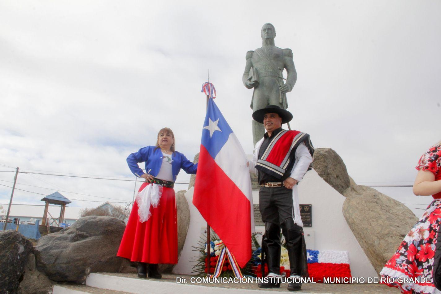 208° aniversario de Chile