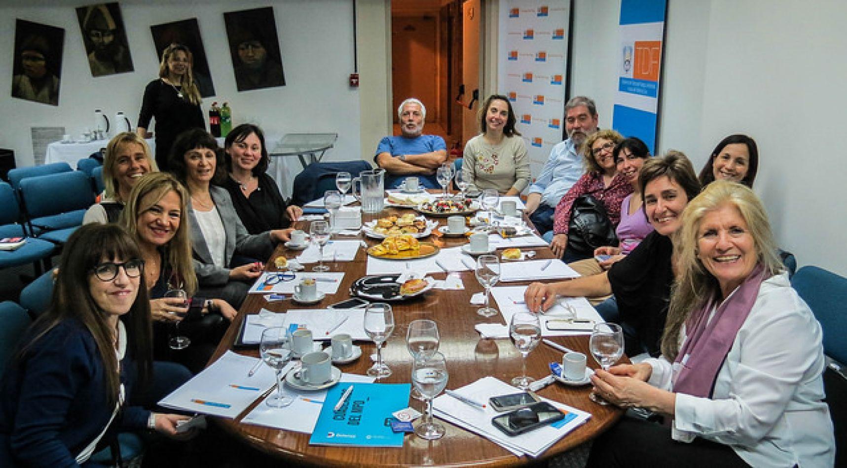 Se realizó un Encuentro Patagónico de Mediación en la Casa Tierra del Fuego