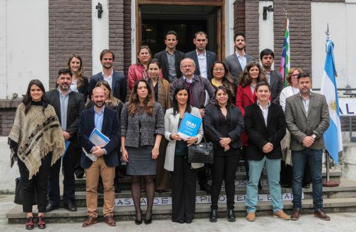 Tierra del Fuego en el Consejo Federal Indígena