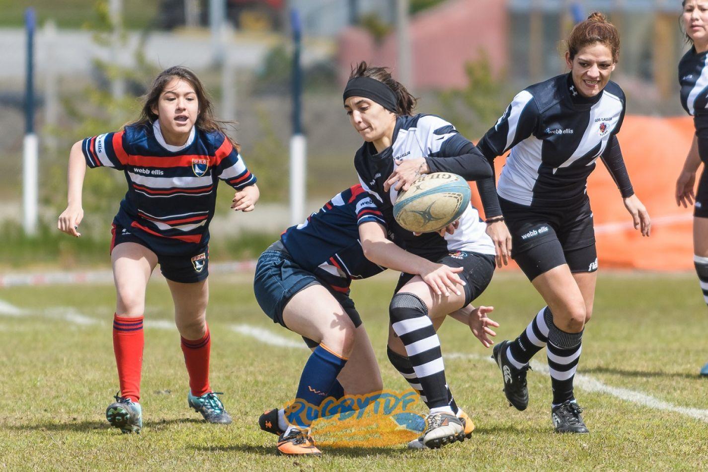 Buscan conformar un plantel femenino de rugby