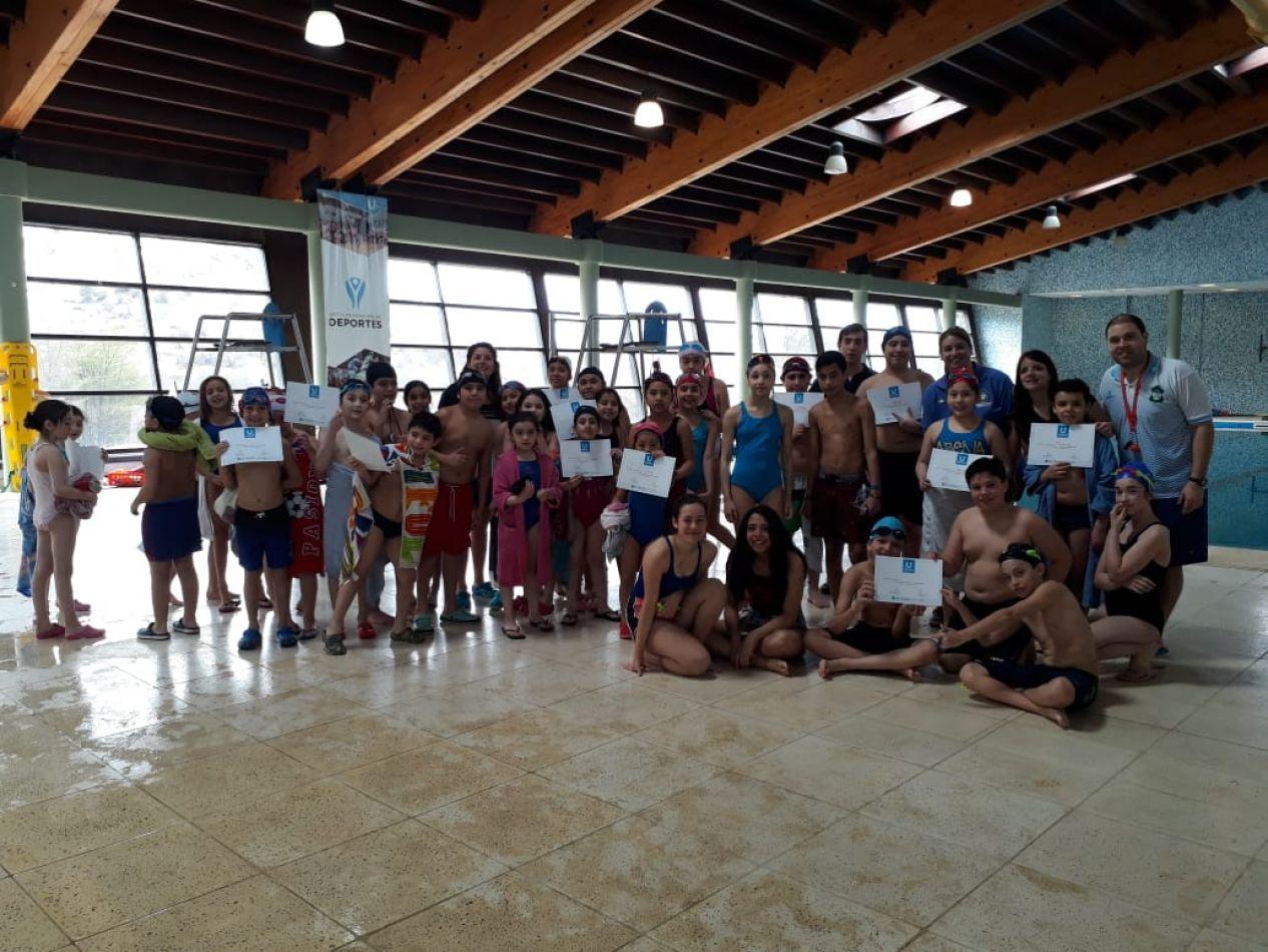 Segundo Encuentro de Natación en Ushuaia