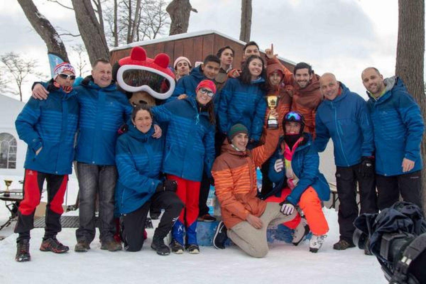 Finalizaron los Juegos Nacionales de Invierno en Ushuaia
