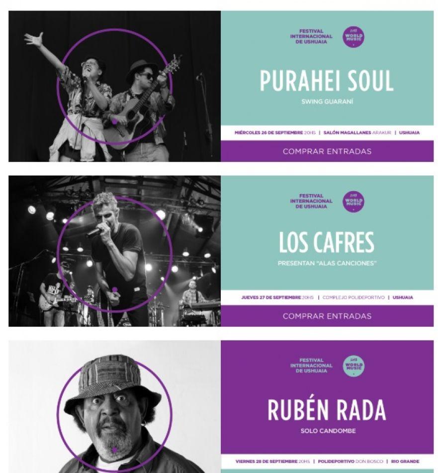 Continúa el Festival Internacional de Ushuaia
