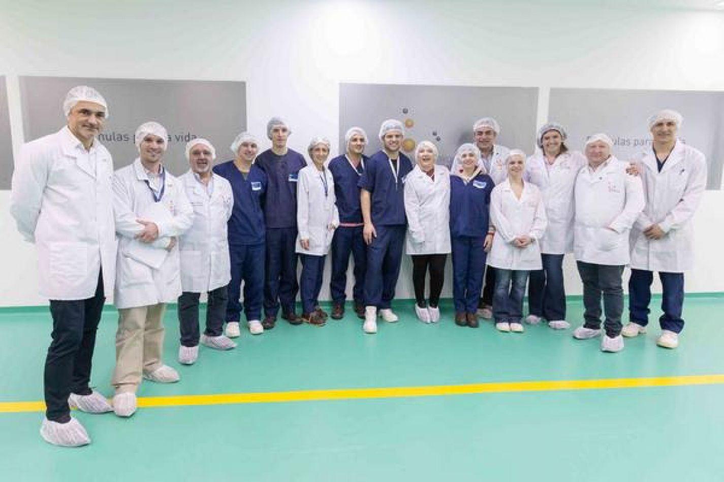El Laboratorio del Fin del Mundo se convierte en un proveedor estable del ministerio nacional
