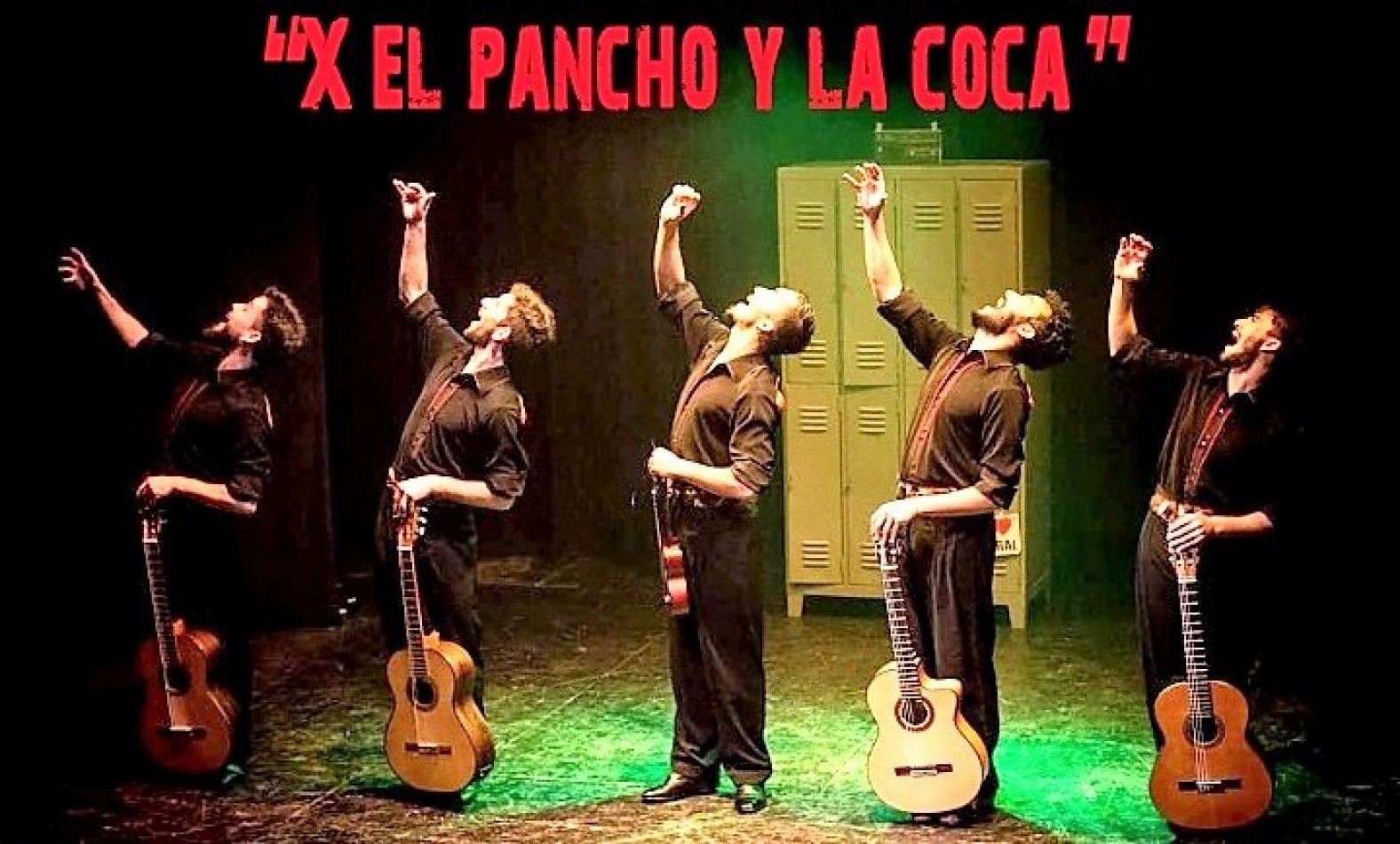 """Se viene la obra """"Por el pancho y la coca"""""""