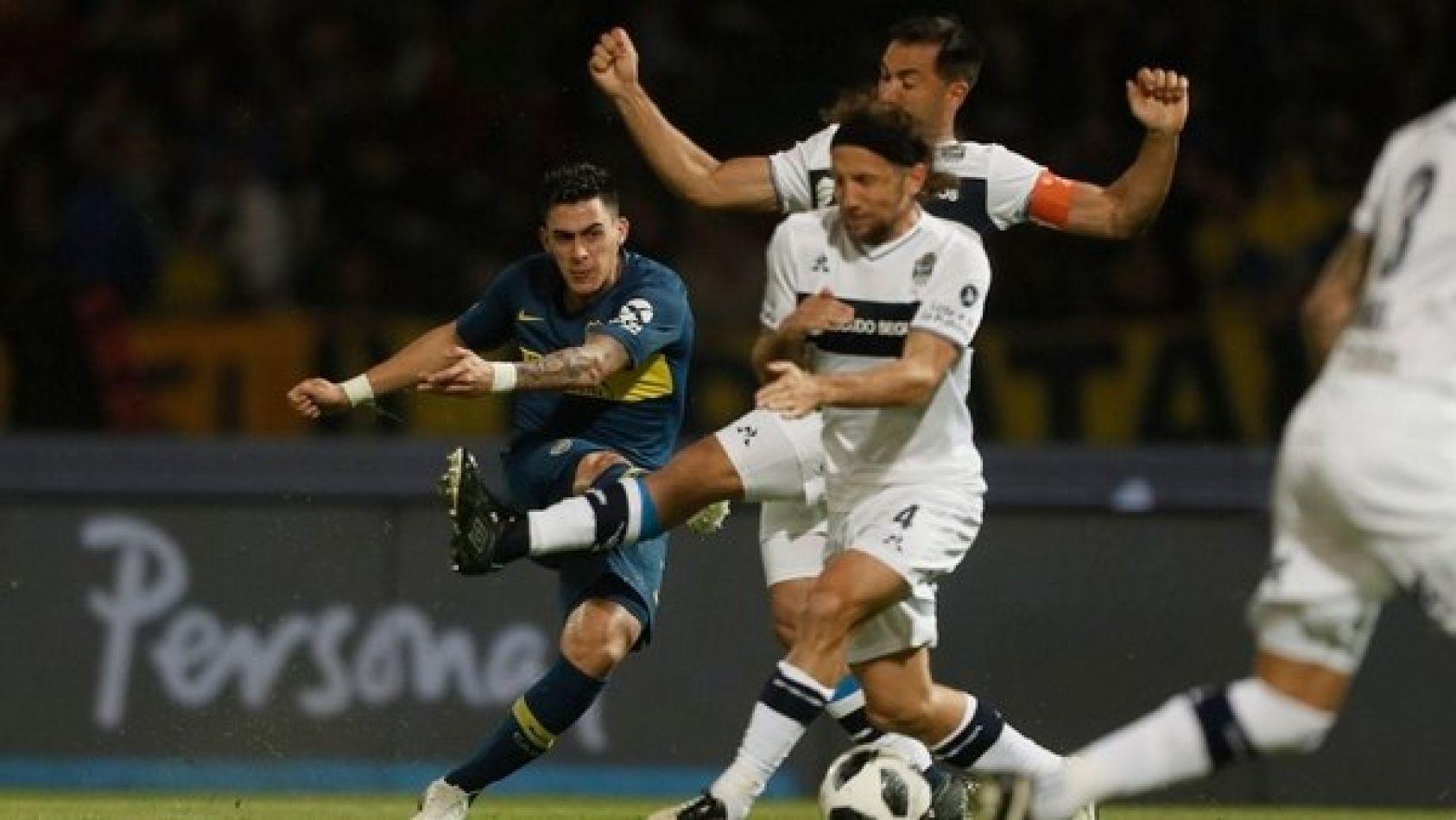 Boca perdió con Gimnasia y se quedó afuera de la Copa Argentina