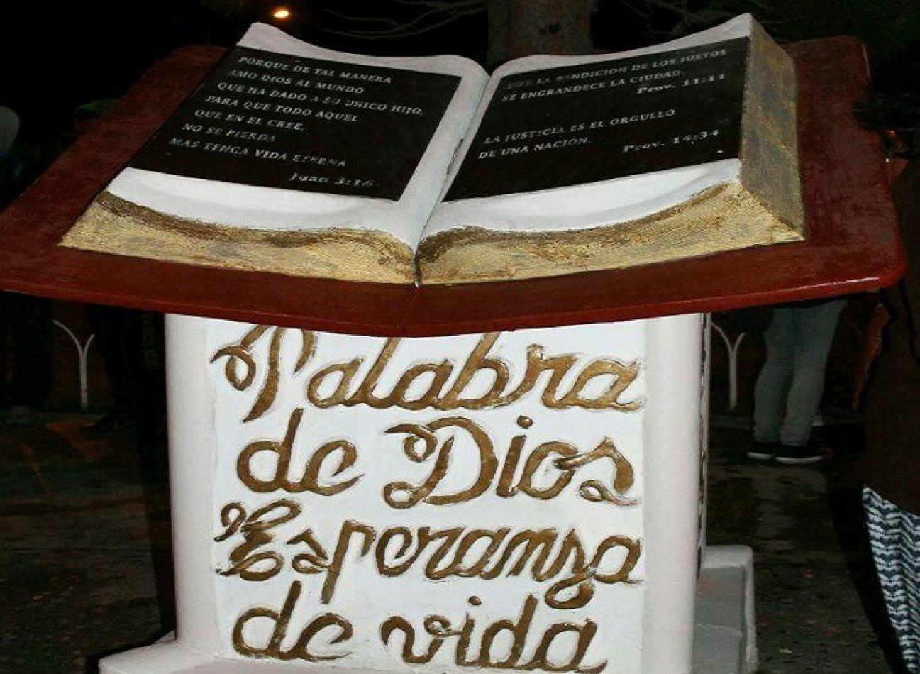 Se realizará un acto por el día de la Biblia