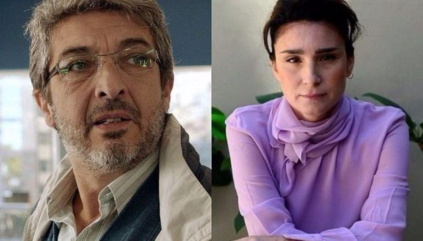Ricardo Darín y Valeria Bertuccelli