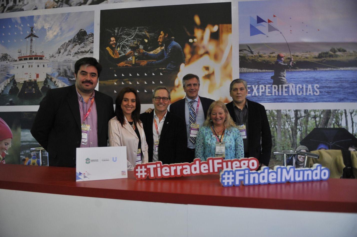 Por primera vez en 22 años y en forma conjunta Ushuaia participa de la FIT 2018