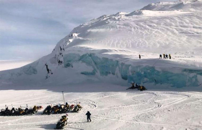 Argentina y Chile realizan ejercicio combinado en la Antártida