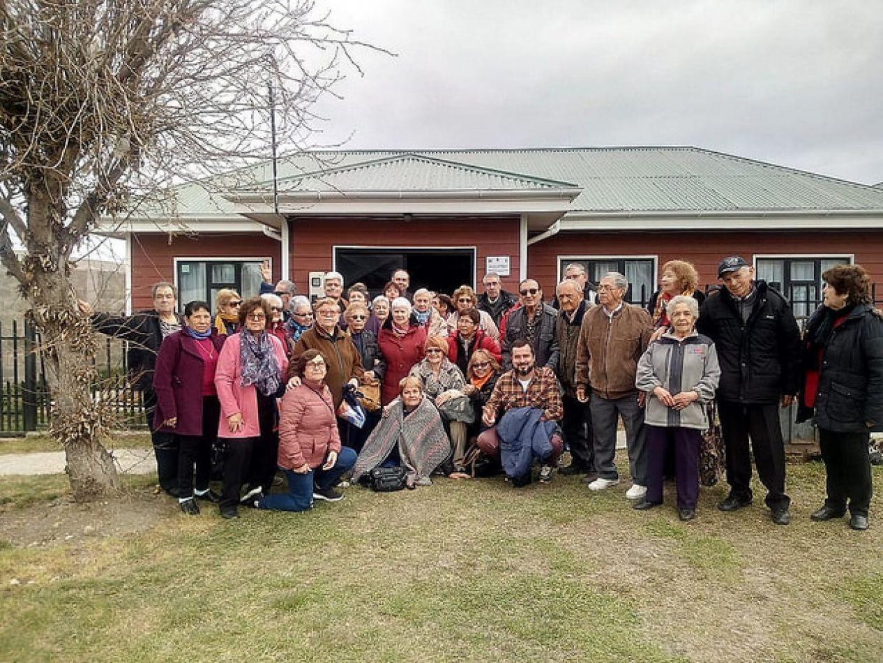 XIII Encuentro Binacional de Adultos Mayores