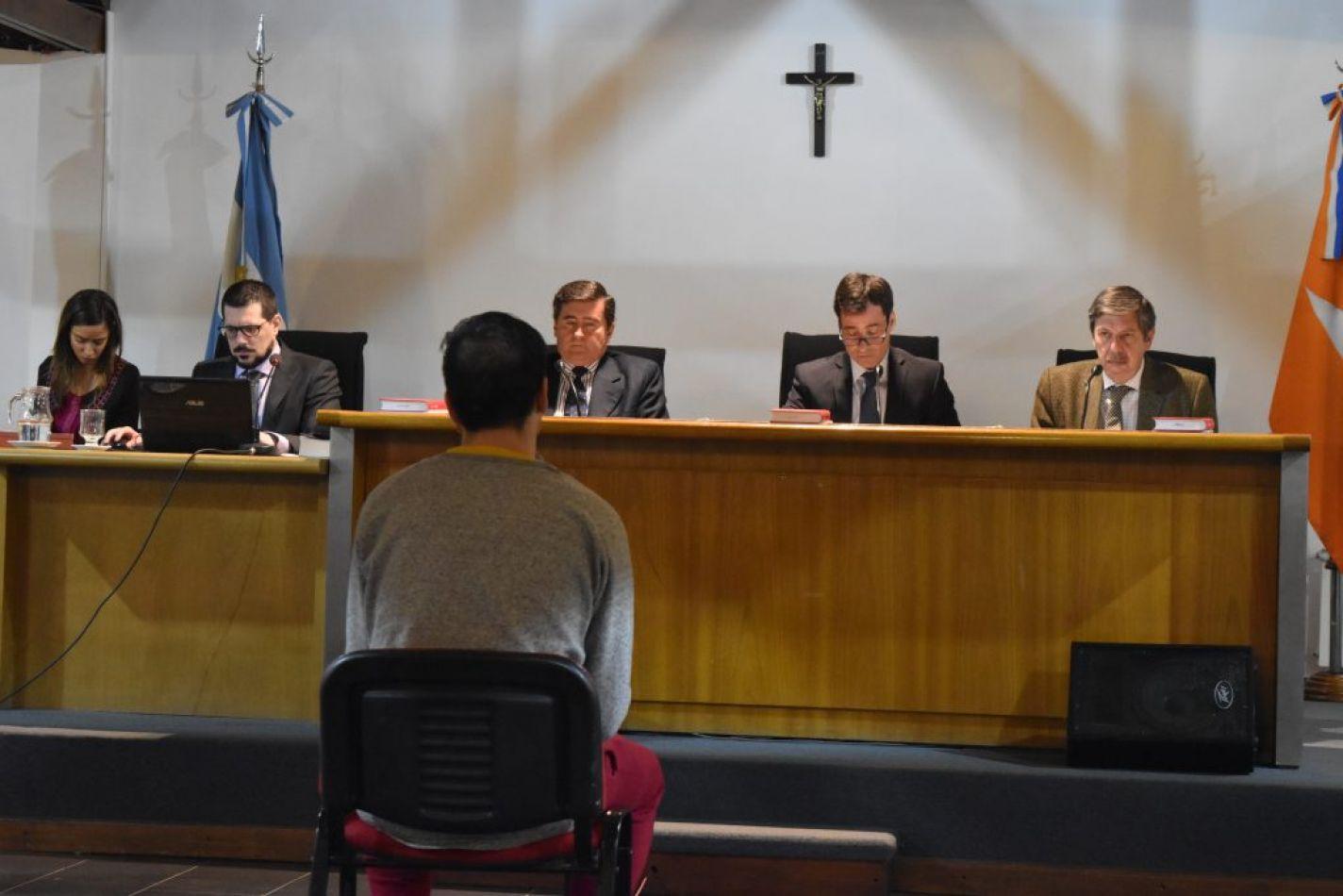 El Tribunal de Juicio en lo Criminal del Distrito Judicial Sur