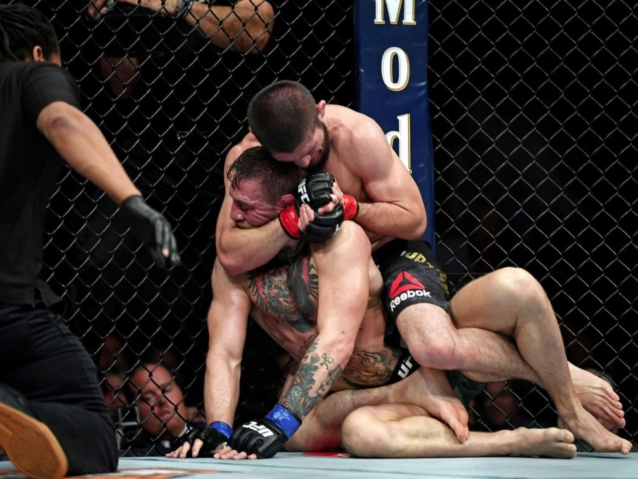 El irlandés, que perdió el domingo por la madrugada, solicitó al presidente de UFC el desquite.