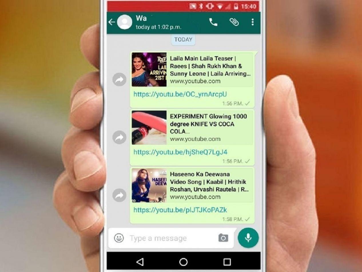 Con la compatibilidad PiP, los usuarios de Android podrán tocar un enlace de YouTube y abrir el vídeo de YouTube en la propia aplicación.