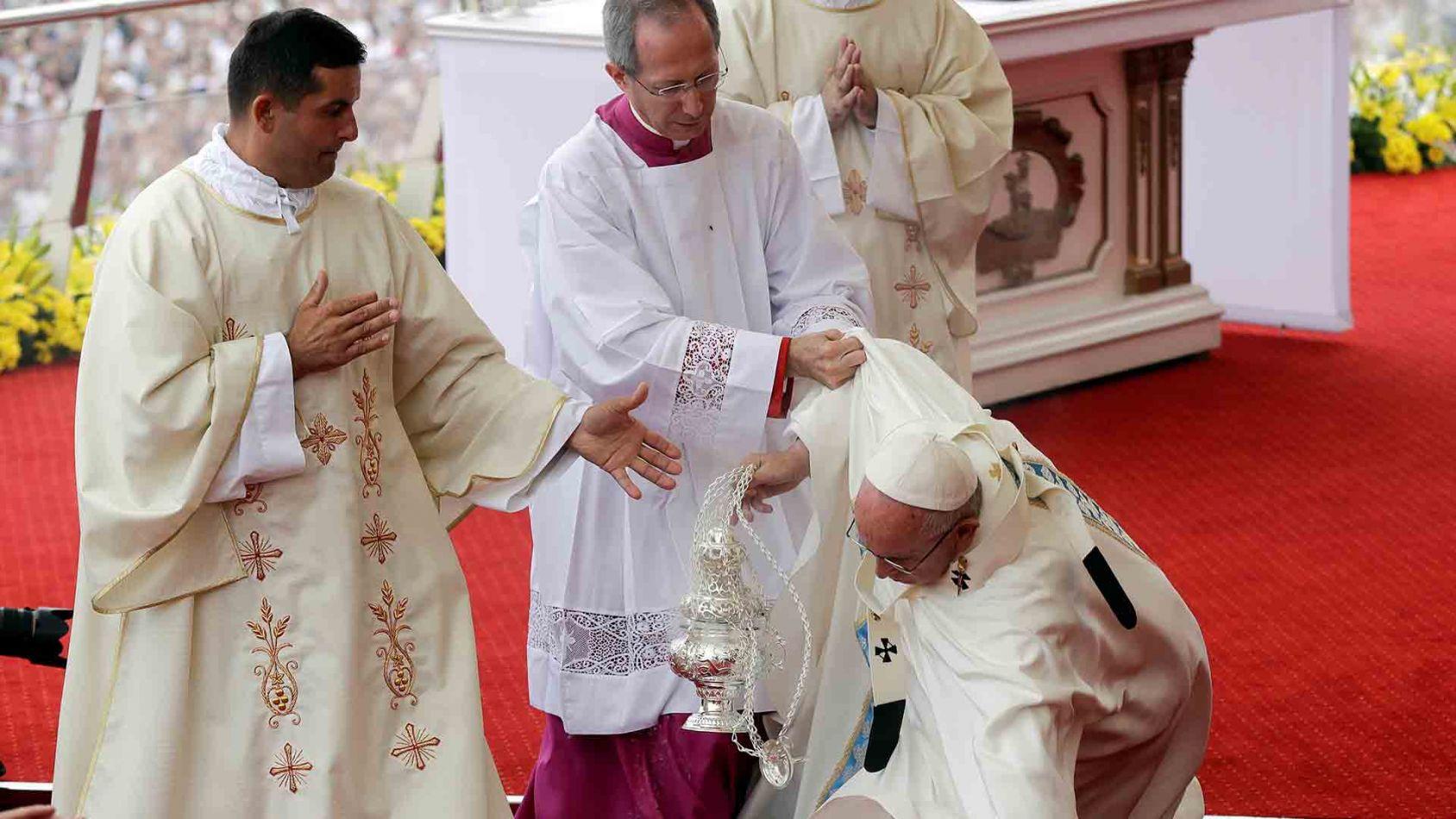 Papa Francisco en el Vaticano