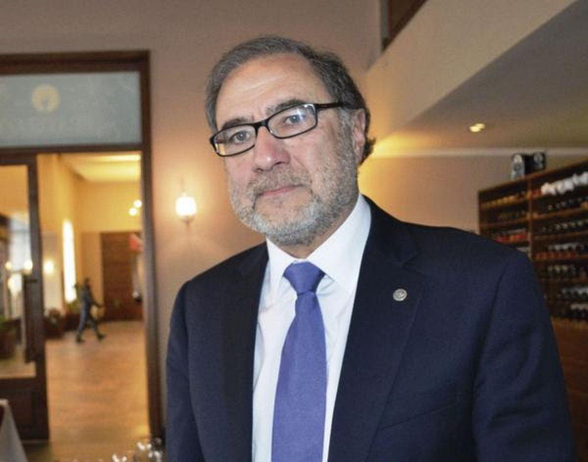 Secretario de Representación en la Cuestión Malvinas Jorge Argüello