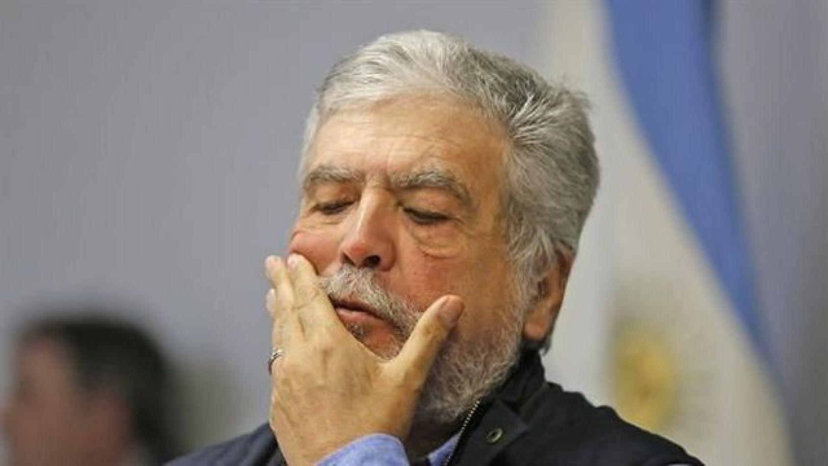 Ministro de Planificación Federal Julio De Vido
