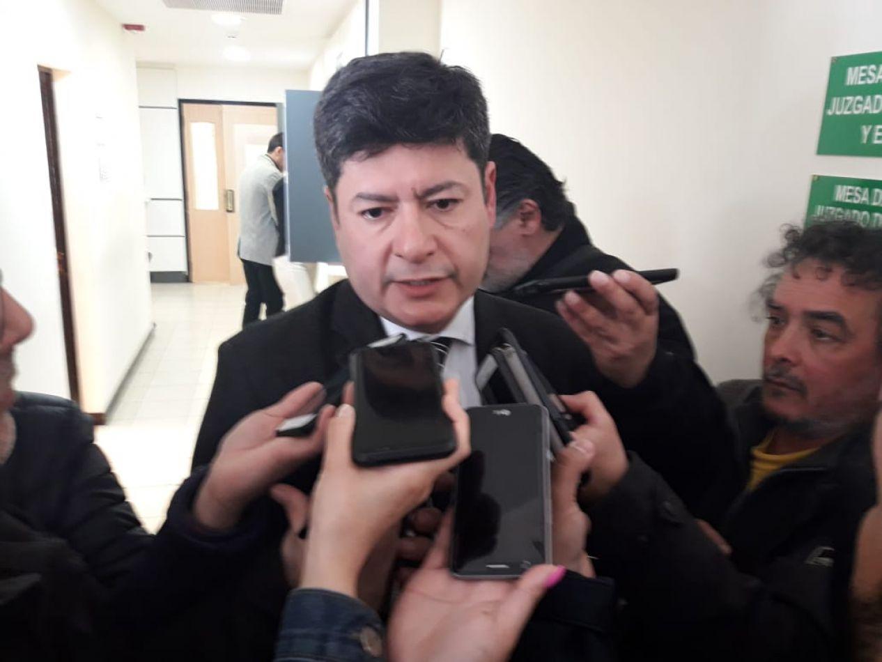 Abogado Francisco Ibarra