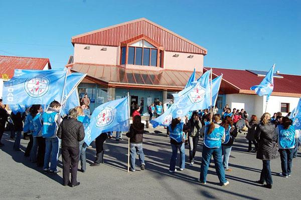 ATSA concretará, además del paro, una movilización provincial.