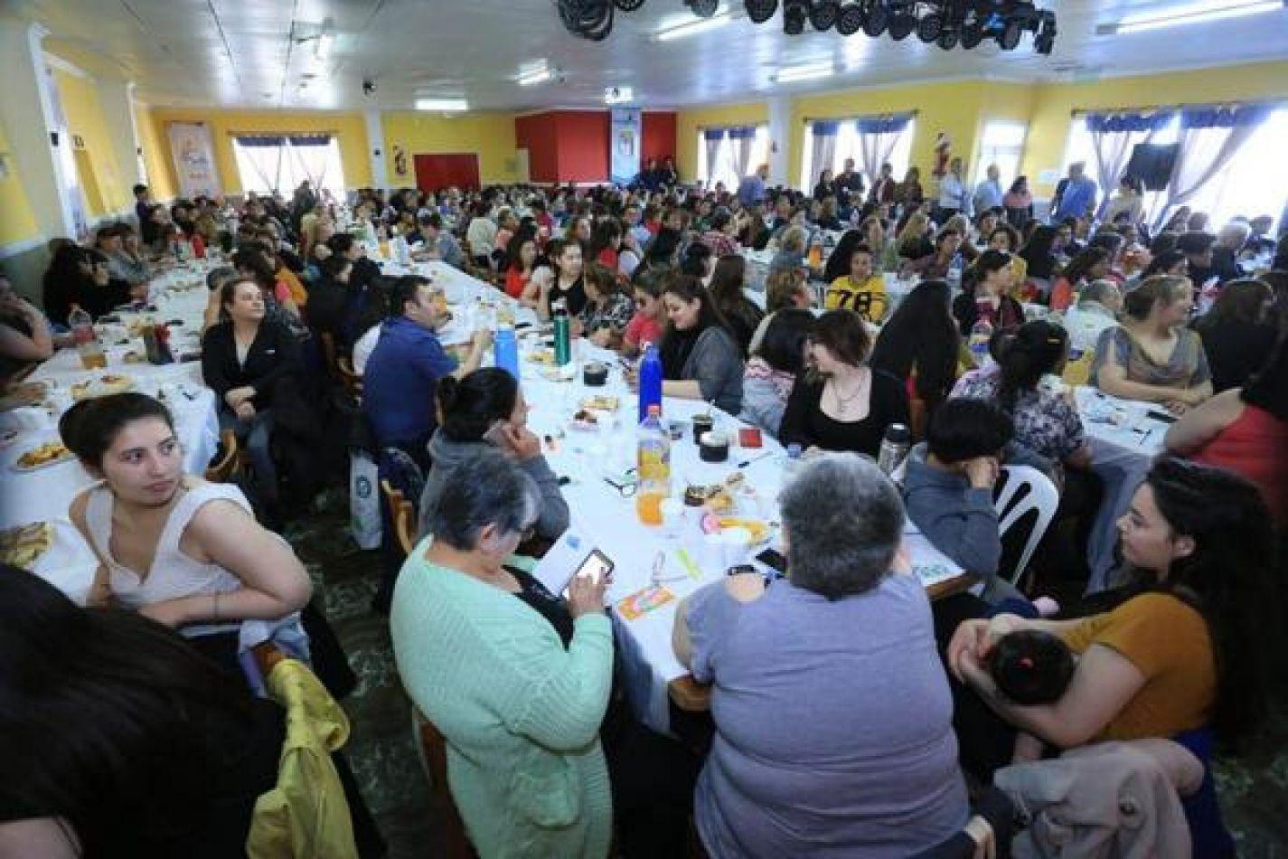 Festejos por el Día de la Madre en Río Grande