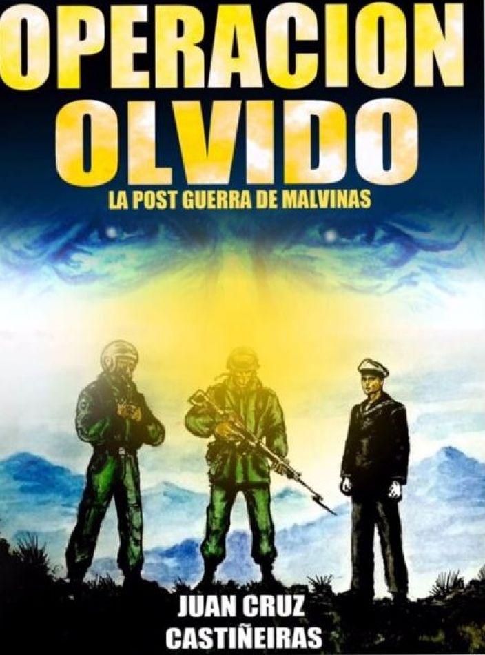 Presentación libro Operación Olvido,Post Guerra de Malvinas