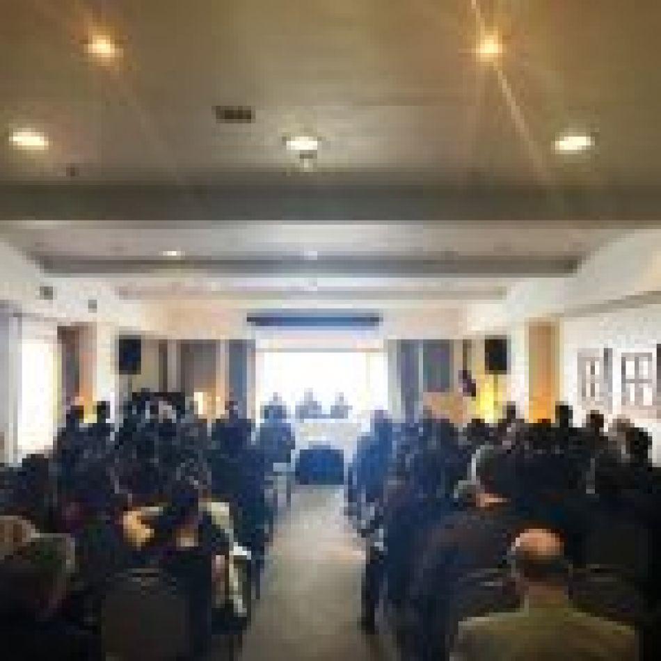 Cierre del Seminario Internacional de Derecho Penal